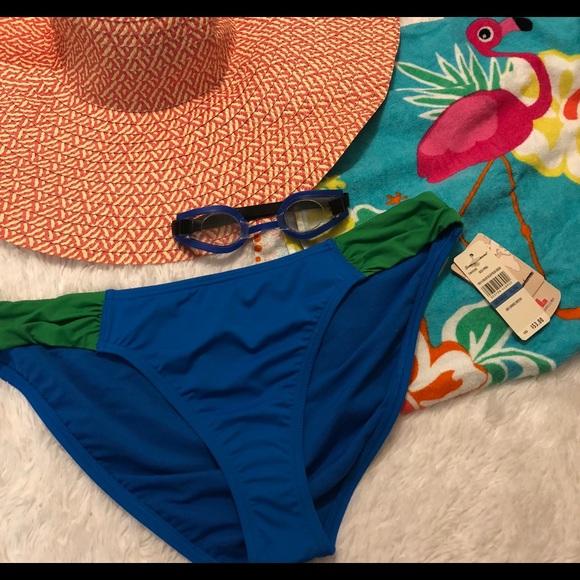 c05317536 Tommy Bahama Bikini Bottom Side Shirred Hipster